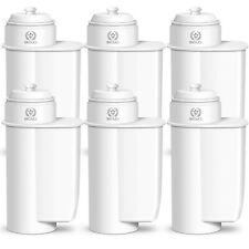 BROUGI Wasserfilter für Brita Intenza tz70003 Siemens Kaffeevollautomat 6 Stück
