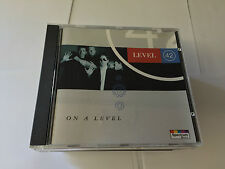Level 42 On a Level CD 731455001020 MINT