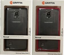 New!! Griffin Technology Reveal Case for the Samsung Galaxy Note 4