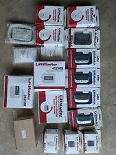 Liftmaster Accessories Lot