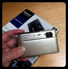 Sony Cyber-shot DSC-TX100V 16.2MP Digital Camera With Charger & Extra battery!