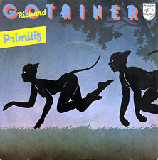 "Richard Gotainer ‎7"" Primitif - France (VG+/EX)"