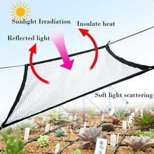 Garden Shade Cloth Sun 75% Reflective Aluminum Foil Net Cover Greenhouse  +