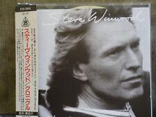 STEVE WINWOOD-Chronicles-1987 CD Japan