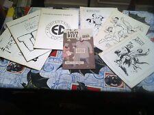 Fanzines Comics Fandom Marketplace Doll Man #3 Fulcrum #1 Fantastic Exploits +++