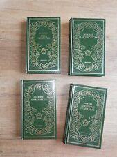 Lotto 4 libri Mondadori Capolavori della Medusa 1970