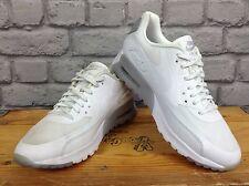 Nike Donna UK 5 38.5 Bianco Ultra Essenziali Scarpe Da Ginnastica Rrp 100