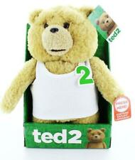 """Ted 2 Ted In Undershirt Rated R 11"""" Talking Plush"""