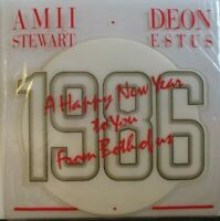 "AMII STEWART / DEON ESTUS ~ My Guy My Girl ~ 7"" Single SHAPED PICTURE DISC"