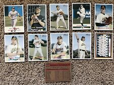 Oakland Athletics ~ 2006 Topps Heritage Baseball Team Set w/ SPs & Variation