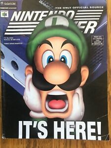 Nintendo Power Magazine