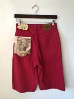 vintage BOSS by IG design jean shorts mens size 29 deadstock NWT 90s made in usa