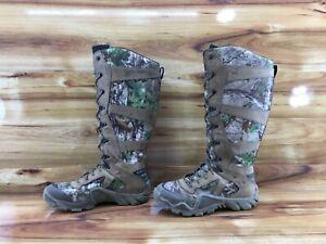 "Irish Setter Vaprtrek 17"" Waterproof Snake Boots 2875 Mens Size 11.5 Excellent"