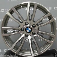 "GENUINE BMW 3 SERIES 19"" INCH STYLE 403M SPORT SINGLE FRONT ALLOY WHEEL X1,F30/1"