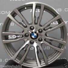 "Genuine BMW 3 Series 19"" inch Stile 403M SPORT singola ruota in lega anteriore X1, F30/1"