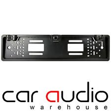 FORD KA Car Number Plate Rear Reversing Reverse Parking Aid 3 Sensor Bar Kit