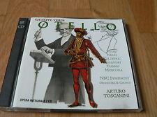 Toscanini - Verdi : Otello - Vinay, Nelli, Valdengo - 1947 - 2CD Lyrica 1998
