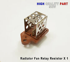 Peugeot 607 Cooling Motor Radiator Fan Relay Resistor Switch New 1267A8