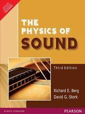 FAST SHIP: The Physics of Sound 3E by David G. Stork,Ri
