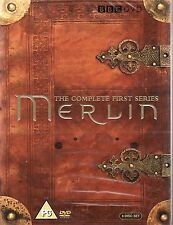 'Merlin - The Complete First Series' # 1 6-disc boxed set (DVD, 2009) PAL sealed