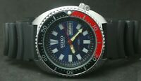 Vintage Seiko Diver's 17 Jewels Automatic *Turning Bezel* Japan Made Men's Watch