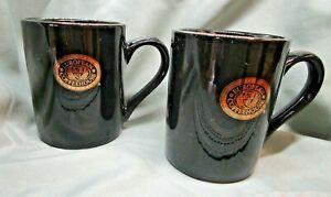 2 European Coffee House Mugs