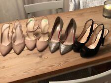 ladies heels bundle size 6, GUESS, KURT GEIGER, NEXT, PRIMADONNA
