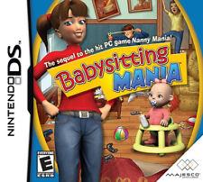 Babysitting Mania NDS New Nintendo DS