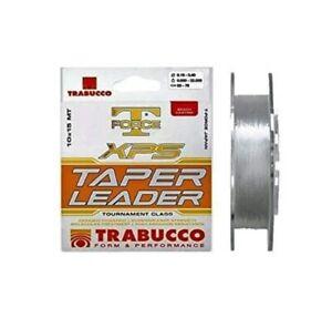 Shock Leader Trabucco XPS Taper Schnur Monofilament Conico Surf Casting Fischen