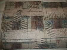 TAPESTRY / UPHOLSTERY  FABRIC 1 PIECE  1/2 YARD MULTICOLOR NICE DESIGN NEW !