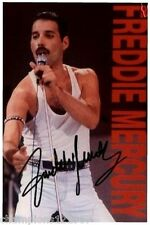 Freddy Mercury ++Autogramm++ ++Rock Legende++