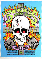 Butthole Surfers Poster Mighty Mighty Bosstones 1993 US Tour by Frank Kozik 9342