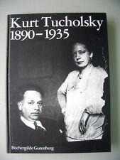 Kurt Tucholsky 1890-1935 Lebensbild Biografie