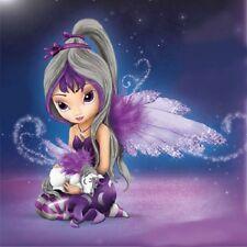 Midnight Dreams Enchanting Companions Fairy Figurine Jasmine Becket-Griffith
