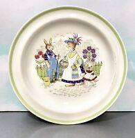 Vintage Arabia Children's Plate 2-8 Finland