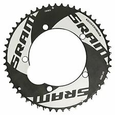 SRAM RED TT Chainring 53T, BCD 130mm, 160g, Black, Q70, New in Box