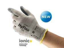 Ansell Hyflex 11-100 Anti Microbial Touch Screen Nitrile Coated Work Gloves