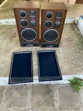 Radiotehnika S-90D set of 2 HiFi high quality USSR speakers