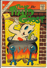 Carlton Comics - Timmy the Timid Ghost - #27 June 1961