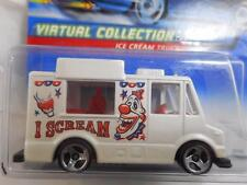 Hot Wheels Virtual Collection Ice Cream Truck I Scream  Mattel 1/64 DIECAST CAR