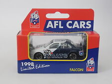 MATCHBOX 1/64  AFL CARS 1998  GEELONG CATS FORD FALCON