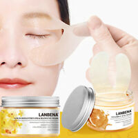 Anti Puffiness Vitamin C Eye Mask Eyelid Pad Gold Osmanthus Eye Gel Patches