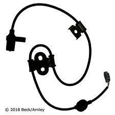 ABS Wheel Speed Sensor Front Left Beck/Arnley 084-4861