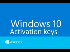 WINDOWS 10 PROFESSIONAL PRO KEY 32 / 64BIT ACTIVATION LINK