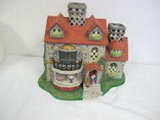 Partylite Olde World Village Bristol Tealight House