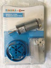 Makeblock 25mm DC Robot Pack DC Motor and parts Radio Shack