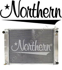 Northern 205057 Direct-Fit Aluminum Radiator 1979 -1990 GM Impala Caprice w M/T