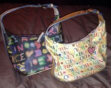 Lot Of 2 Dooney And Bourke Purses/Handbags