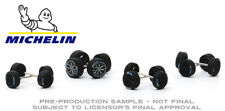 Michelin Wheels & Tire Pacs, Scale 1:64 by Greenlight