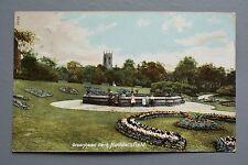 R&L Postcard: Wrench, Greenhead Park Huddersfield